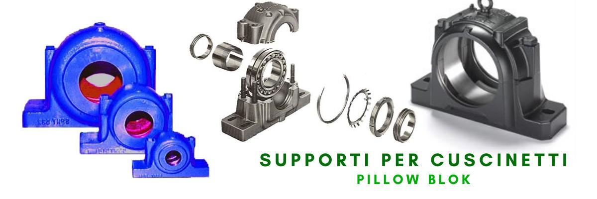 Supporti per cuscinetti