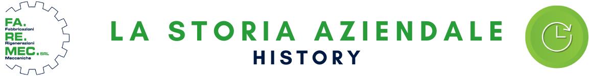 FA.RE.MEC. la storia aziendale